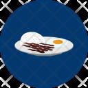 Egg Rice Food Icon