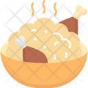 Biryani Fast Food Food Icon