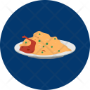 Chicken Rice Food Icon