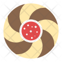 Biscuit Cracker Snack Icon