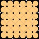 Cracker Biscuit Icon