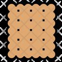 Biscuit Cookie Cracker Icon