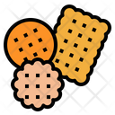 Biscuit Food Baker Icon