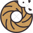 Biscuit Donut Cookie Icon