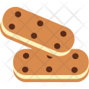 Biscuit Cookie Chocolate Icon
