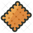 Biscuit Cookies Cracker Icon