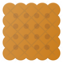Biscuit Sweet Eat Icon