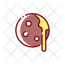 Biscuit and cream Icon