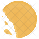 Broken Cookies Crumbs Icon