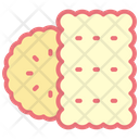 Biscuits Cookie Desserts Icon