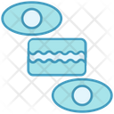 Bakery Biscuits Cookies Icon