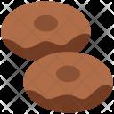 Biscuits Cookies Brownies Icon