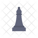 Bishop Chess Game Icon
