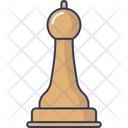 Bishop Chess Strategy Icon