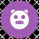 Bison Sheep Icon