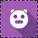 Bison Sheep Sheep Zoo Icon