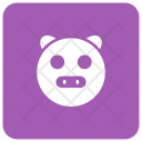 Bison Sheep Icon