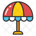Bistro Umbrella Icon