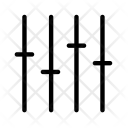 Bit Equalizer Music Icon