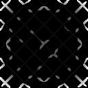 Bitshares Blockchain Financial Icon