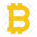 Bitcoin Coin Currency Icon