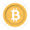 Bitcoin Blockchain Cryptocurrency Icon
