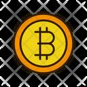Bitcoin Coin Money Icon