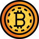 Bitcoin Coin Crypto Icon