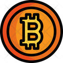 Bitcoin Digital Money Digital Coin Icon