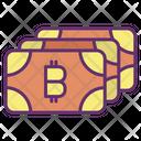 Money Cryptocurrency Bitcoin Money Icon