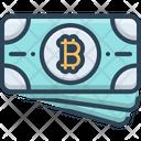 Bitcoin Cash Coin Icon