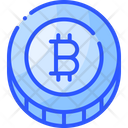Bitcoin Money Cryptocurrency Icon