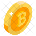 Digital Bitcoin Digital Wealth Bitcoin Icon