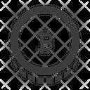 Cryptocurrency Digital Btc Icon