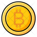 Bitcoin Cryptocurrency Coin Digital Currency Icon