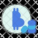Bit Technology Digital Icon
