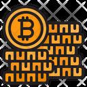 Bitcoin Cryptocurrency Money Icon