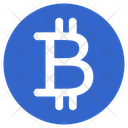 Bit Coin Currency Icon