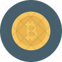 Bitcoin Money Payment Icon