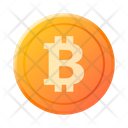 Bitcoin Blockchain Crypto Icon