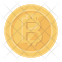 Bitcoin Digital Currency Cryptocurrency Icon