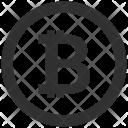 Bitcoin Finance Money Icon