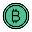 Bitcoin Crypto Currency Icon