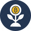 Bitcoin Bitcoin Farm Bitcoin Mining Icon