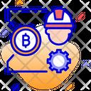 Bitcoin Craft Bitcoin Hardware Bitcoin Mining Icon