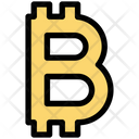 Bitcoin Exchange Chip Icon