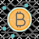 Bitcoin Address Location Icon