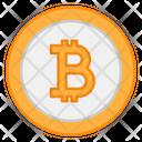 Bitcoin Realistic Bitcoins Bitcoins Crypto Icon