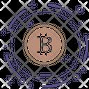 Security Bitcoin Cash Icon