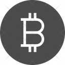 Bit Coin Coin Bit Currency Icon